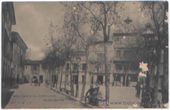 Postales: SERIE COMPLETA 12 POSTALES LLUCHMAYOR LLUCMAJOR ESTACION MERCADO HOTEL PLAZA MALLORCA ED. R. Y F. - Foto 12 - 51571860