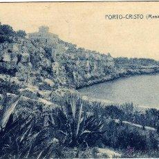 Postales: PRECIOSA POSTAL - MALLORCA - MANACOR - PORTO CRISTO - DETALLE . Lote 51622966