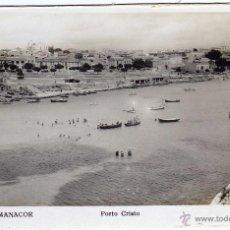 Postales: BONITA POSTAL - MALLORCA - MANACOR - PORTO CRISTO . Lote 51623035
