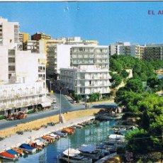 Postales: MALLORCA - EL ARENAL - CIRCULADA. Lote 51934060