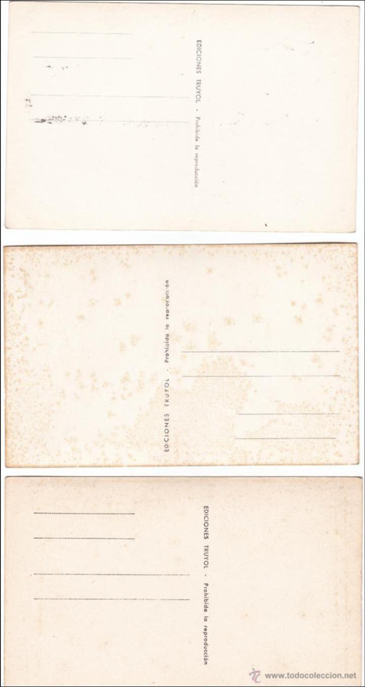Postales: P- 2859. LOTE 7 POSTALES PALMA DE MALLORCA. CATEDRAL . FOTO TRUYOL. - Foto 5 - 52335959