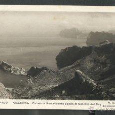 Postales: POLLENSA - CALA SAN VICENTE. Lote 53114253