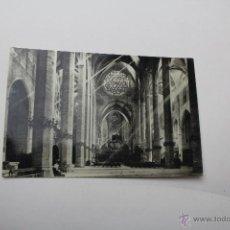 Postales: P- 3087. POSTAL PALMA DE MALLORCA. INTERIOR DE LA CATEDRAL. TRUYOL.. Lote 52481964