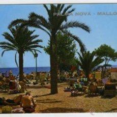 Postales: Nº 3013 PALMA NOVA, MALLORCA. EDICIÓN HOTELES MALLORQUINES. ICARIA. . Lote 52635014