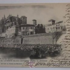 Postales: ANTIGUA POSTAL DE MALLORCA - AÑO 1902. Lote 52702608