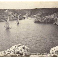 Cartes Postales: BONITA POSTAL FOTOGRAFICA - MALLORCA - SANTANY - CALA FIGUERA - FOTO: JOSE TRUYOL. Lote 52849140