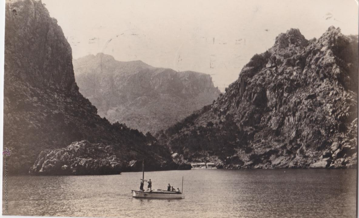 P- 3915. POSTAL MALLORCA. LA CALOBRA. TRUYOL. (Postales - España - Baleares Moderna (desde 1.940))