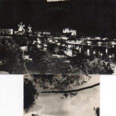 Postales: PALMA DE MALLORCA.2 POSTALES FOTOGRAFICAS DE ZERCOWITZ Y DE CASA PLANAS.. Lote 53549334