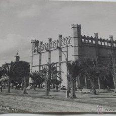 Postales: ANTIGUA POSTAL LA LONJA PALMA DE MALLORCA. Lote 53769810