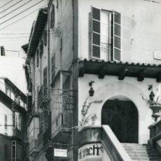 Postais: PALMA DE MALLORCA--BURRO BOTIJERO Y CALLE TÍPICA-PLANAS-1959-MUY RARA. Lote 53817723