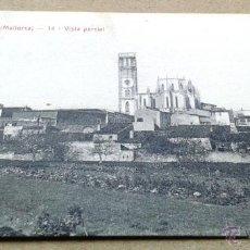 Postales: POSTAL ANTIGUA MALLORCA. MANACOR. VISTA PARCIAL. ATV 14. . Lote 53939048