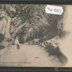 Postales: ARTA - CUEVAS - 1324 - HAUSER Y MENET - REVERSO SIN DIVIDIR - (40561). Lote 54027516
