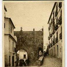 Postales: IBIZA BALEARES RINCON DE UNA CIUDAD VIEJA ED. FOTO VIÑETS. CIRCULADA. Lote 54108689
