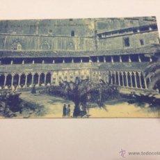 Postales: POSTAL PALMA DE MALLORCA. PATIO DE SAN FRANCISCO. Lote 54185345