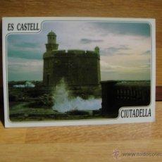 Postales: MENORCA - CIUDADELA. Lote 54403277