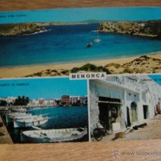Postales: MENORCA . Lote 54403447