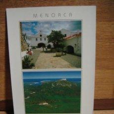 Postales: MENORCA - EL TORO. Lote 54403520