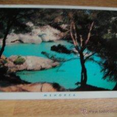 Postales: MENORCA - CALA MITJANA. Lote 54403621