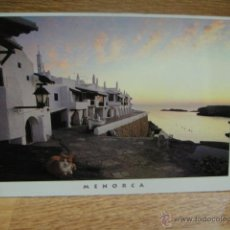 Postales: MENORCA - BINIBECA VELL. Lote 54403648