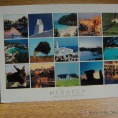 Postales: MENORCA . Lote 54403764