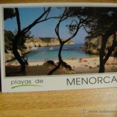 Postales: MENORCA - CALA MACARELLETA. Lote 54403903