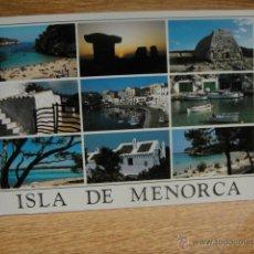 Postales: MENORCA . Lote 54403979
