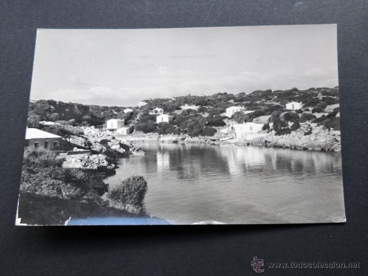 POSTAL MENORCA / SAN LUIS - BINI S'FUA / EDICION STURLA / CIRCULADA EN 1963 (Postales - España - Baleares Moderna (desde 1.940))