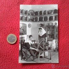 Postales: TARJETA POSTAL POST CARD ISLAS BALEARES MALLORCA ESPAÑA FOTO TRUYOL ESCENA TIPICA CASA MULET GENOVA . Lote 54693842