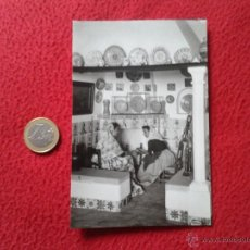 Postales: TARJETA POSTAL POST CARD ISLAS BALEARES MALLORCA ESPAÑA FOTO TRUYOL ESCENA TIPICA CASA MULET GENOVA . Lote 54694478