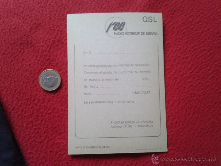 Postales: TARJETA POSTAL POST CARD ISLAS BALEARES FORMENTERA ESPAÑA CARTELES TURISTICOS RADIO EXTERIOR DE REE - Foto 2 - 54709031