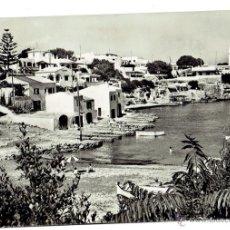 Postales: PS6267 MENORCA 'CALA ALCANFAR'. EDICIONES DOLFO. CIRCULADA. 1960. Lote 53785256