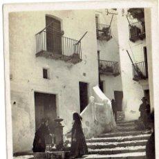 Postales: PS6009 IBIZA 'FUENTE DE LA DRASANETA'. FOTOGRÁFICA. VIÑETS. SIN CIRCULAR. Lote 51727438