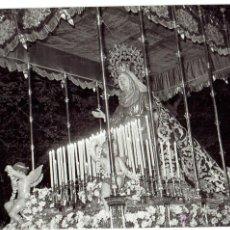 Postales: PS5806 PALMA DE MALLORCA 'PROCESIÓN'. POSTAL FOTOGRÁFICA. CASTELL. 1955. Lote 49212391
