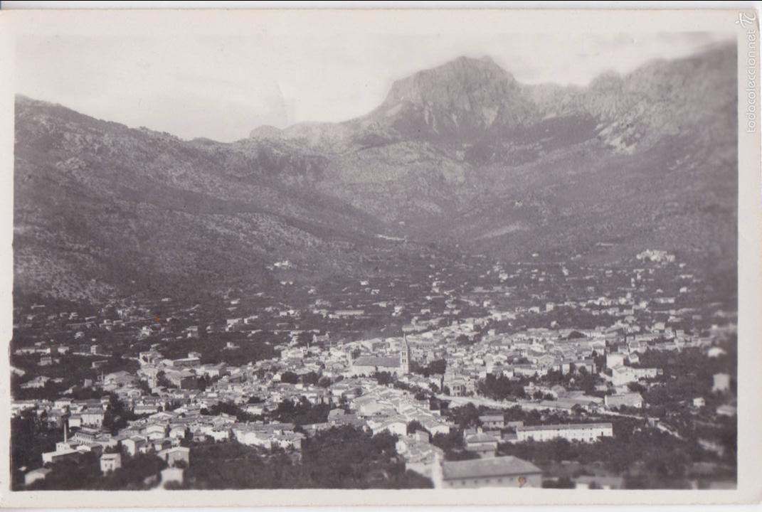 P- 4681. POSTAL FOTOGRAFICA DE SOLLER. (Postales - España - Baleares Moderna (desde 1.940))
