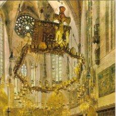 Cartes Postales: PALMA DE MALLORCA, INTERIOR DE LA CATEDRAL - ICARIA Nº 10041 - SIN CIRCULAR. Lote 55666357