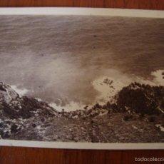 Postales: ESTRELLENCHS. PRECIPICIO CERCA DEL MIRADOR. EDITORIAL FOTOGRÁFICA. Nº 8.. Lote 55789120