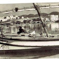 Postales: PS6643 IBIZA 'SAN ANTONIO ABAD. HOTEL SAN ANTONIO'. VIÑETS. CIRCULADA. 1952. Lote 56035334
