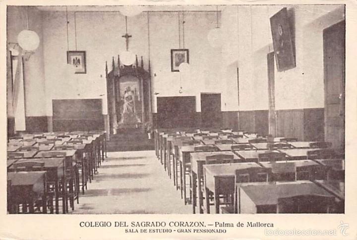 Palma de mallorca colegio del sagrado corazon comprar postales antiguas de baleares en - Estudio palma de mallorca ...
