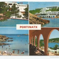 Postales: POSTAL PORTINATX (IBIZA) - VARIAS VISTAS - ED. TONI RIBAS 1973. Lote 56512605