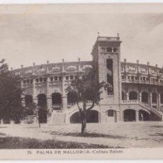 Postales: P- 5155. PALMA DE MALORCA. COLISEO BALEAR. Nº 28.. Lote 56549253