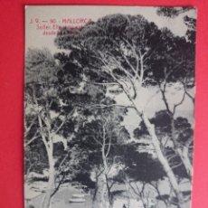 Postales: ANTIGUA POSTAL MALLORCA - SOLLER - EL PUERTO VISTO DESDE UNA ALTURA - ED. ANGEL TOLDRA... R-2424. Lote 56565251