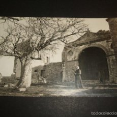 Postales: POLLENSA MALLORCA MONASTERIO DEL PUIG POSTAL FOTOGRAFICA. Lote 56805639