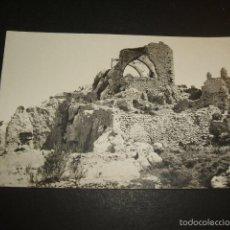 Postales: POLLENSA MALLORCA CASTILLO DEL REY POSTAL FOTOGRAFICA. Lote 56805651