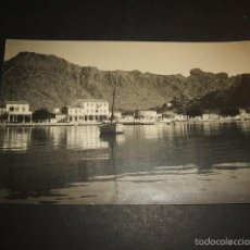 Postales: PUERTO DE POLLENSA MALLORCA VISTA POSTAL FOTOGRAFICA . Lote 56805779
