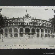 Postales: POSTAL PALMA DE MALLORCA PLAZA DE TOROS. ROTGER. . Lote 56910147