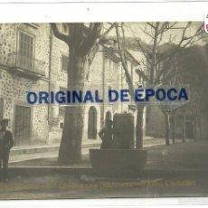Postales: (PS-48418)POSTAL FOTOGRAFICA DE SOLLER-PASEO CASTELLET. Lote 56940412