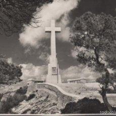 Postales: POSTAL MALLORCA FELANTIX PUIG DE SAN SALVADOR CRUZ DEL PICOT. Lote 56956080