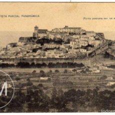 Postales: BONITA Y RARA POSTAL - IBIZA - VISTA PARCIAL PANORAMICA. Lote 56958614