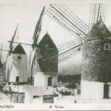 Postales: PALMA DE MALLORCA- EL MOLINAR- FOTOPOSTAL- MUY RARA ÚNICA. Lote 56964513