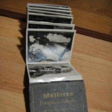 Postales: MALLORCA , FORMENTOR , POLLENSA - BLOC DE 20 VISTAS FOTOGRAFICAS EN BLANCO Y NEGRO. Lote 57027846